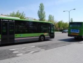 La línea 450 de autobús cambia de horario