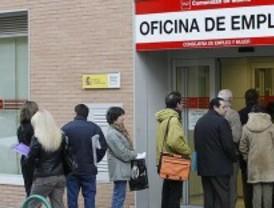 Más de 480.000 desempleados en Madrid