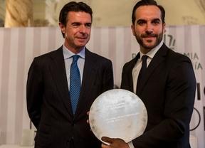 El cocinero Mario Sandoval, Premio Nacional de Gastronomía 2013