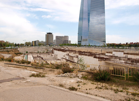 El Ayuntamiento podría contar con una 'ciudad municipal' detrás de las Cuatro Torres