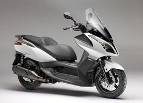 KYMCO Super Dink125, la moto más vendida en España