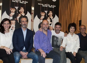 Fernando Tejero, Adriana Ozores y Ernesto Arterio en 'Atchúusss!!!'