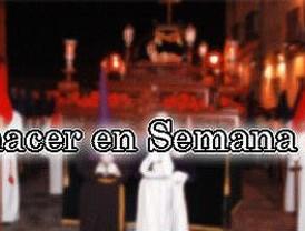Procesiones, cultura y ocio en Semana Santa