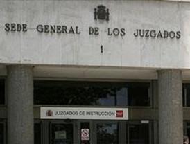 Congelada la subida a los funcionarios de Justicia