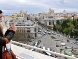 5.754 personas ya han estrenado el palacio de Cibeles