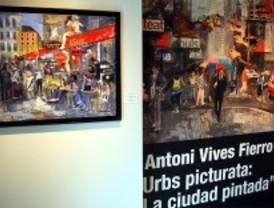 El viaje de Antoni Vives Fierro