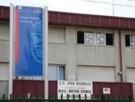 Sin calefacción en un colegio de Leganés