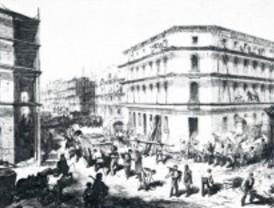 Un eje de gravedad urbano de 150 años