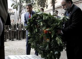 Ignacio González homenajea a los