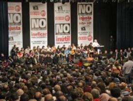 Los sindicatos quieren convertir la calle en un 'hervidero'