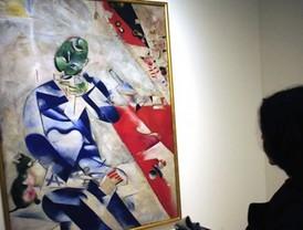El optimismo pictórico de Marc Chagall