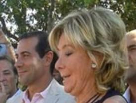 ¡Bienvenida, miss Aguirre!