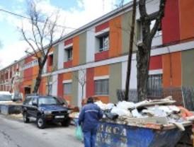 El albergue de San Isidro reabrirá en mayo