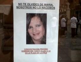 Unas 300 personas se concentran en Boadilla para recordar la desaparición de María Piedad