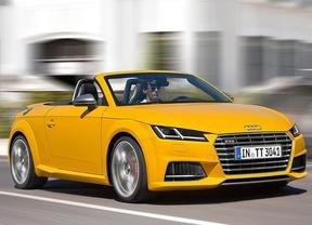 Audi TT Roadster, tecnología bajo el sol