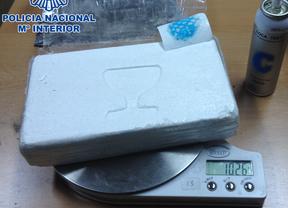 Cae una red que introducía en Barajas droga de otros narcotraficantes