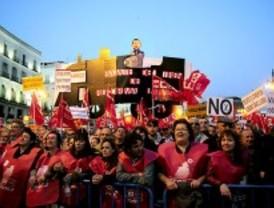 Los sindicatos insisten manifestarse el 11-M, a pesar de las peticiones de la Delegación