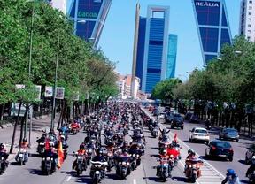 Más de 1.500 Harleys invadirán el centro de Madrid