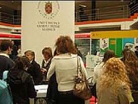 La Universidad Complutense, la Politécnica y la UNED celebran la Feria del Empleo