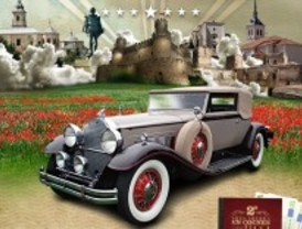 Los coches de época recorren Madrid