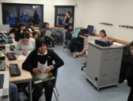 Más 200 menores de Pozuelo aprenden informática