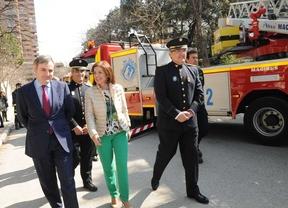 Vehículos de bomberos de 'renting'