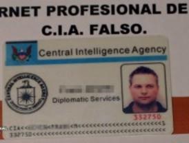 Detenido un experto falsificador de documentos