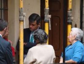 El PSOE pide al Ayuntamiento que arregle las viviendas de siete familias de Lavapiés