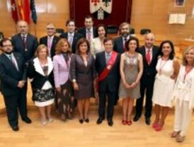 Vinuesa renueva su mandato en Alcobendas con la mirada puesta en los parados