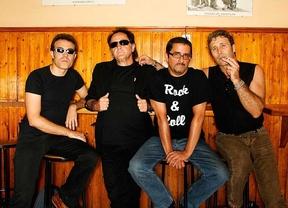 Burning presenta nuevo álbum este sábado en Madrid