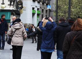 La Comunidad presenta su primera 'App' turística: 'Guía Madrid 5D'