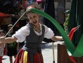Buitrago de Lozoya celebra la VII Feria Medieval