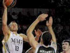 El Madrid sigue invicto en la ACB