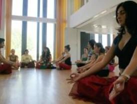 Alcorcón baila a ritmo de Bollywood