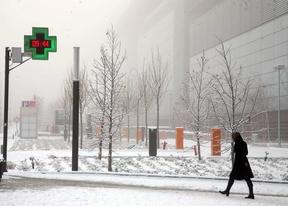 La Delegación de Gobierno desplegará 142 quitanieves y esparcirá más de 18.000 toneladas de sal por la nieve
