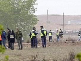 Mueren dos militares al estrellarse un caza en un vuelo de instrucción en Alcalá