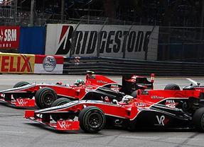El equipo Marussia de Formula 1 podría desaparecer este miércoles