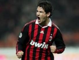 El Real Madrid ofreció 63 millones de euros por Pato al Milán