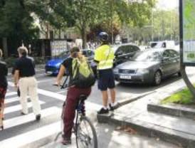 El Madrid más castizo, en bicicleta