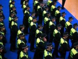 105 nuevos policías municipales se incorporan al Cuerpo