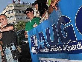 La organización AUGC denuncia que los agentes están cansados de ser