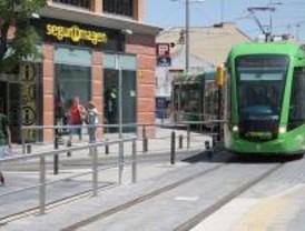 IU de Parla hace un llamamiento para evitar la huelga de conductores del tranvía