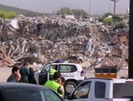 Operación contra 20 escombreras ilegales en la capital