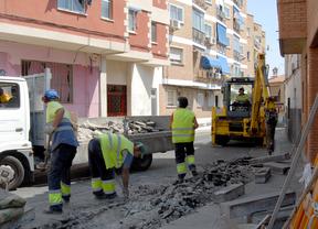 Valdemoro mejora cuatro calles del casco urbano