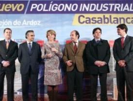 Aguirre quiere acabar con los lujos en los polígonos y que haya mas industria