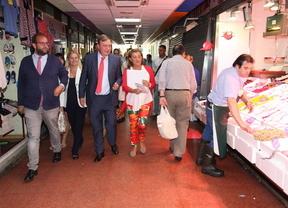 Getafe se vuelca con el comercio y la hostelería de La Alhóndiga