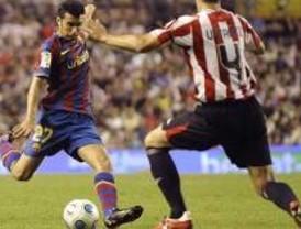 El Barça vence (1-2) al Athletic en la ida de la Supercopa