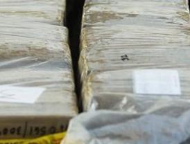 Desarticulada una red de narcotraficantes de cocaína y hachís