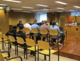 Los presuntos autores del asesinato de La Cubierta niegan su participación