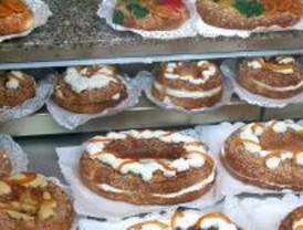 Los madrileños consumirán dos millones de roscones
